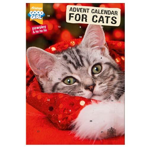fd15c326d1 Karácsonyi Adventi naptár catnippes csokival 72g macskáknak ...