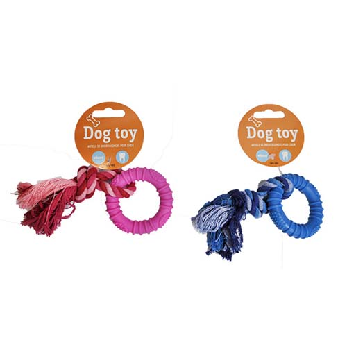 LES FILOUS TPR ring w/ rope, 37g
