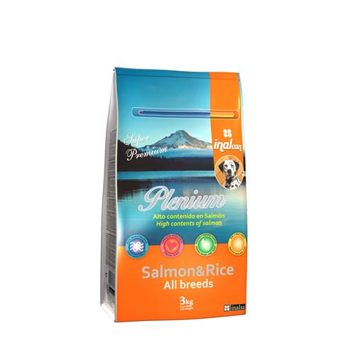 PLENIUM Salmon & Rice 36/15 3kg