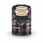 OBT Oven-Baked Tradition Pate DUCK cat 354g kacsa