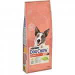 PURINA DOG CHOW ACTIVE 14kg csirke