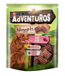 PURINA ADVENTUROS Nuggets 90g vaddisznó íz