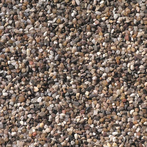 EBI Aquarium-soil GRAVEL (dark) 1-3mm 5kg