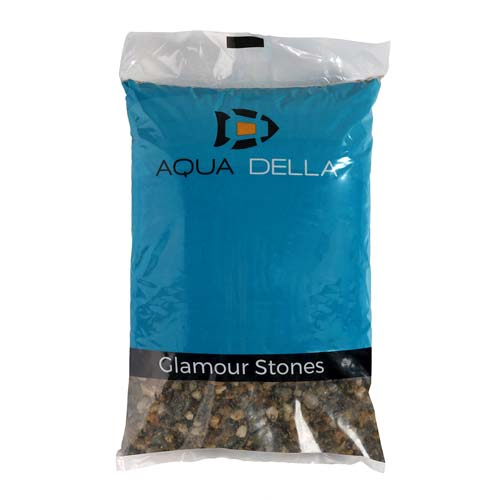 EBI Aquarium-soil GRAVEL (dark) 3-6mm 10kg