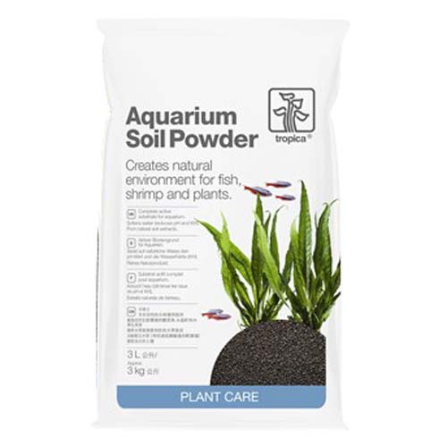 TROPICA Aquarium Soil Powder 3l / 3kg