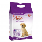 COBBYS PET AIKO Soft Care 60x58cm 7db kutyapelenka