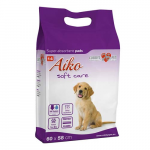 COBBYS PET AIKO Soft Care 60x58cm 14db kutyapelenka