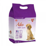 COBBYS PET AIKO Soft Care 60x58cm 30db kutyapelenka