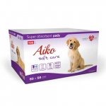 COBBYS PET AIKO Soft Care 60x58cm 100db kutyapelenka