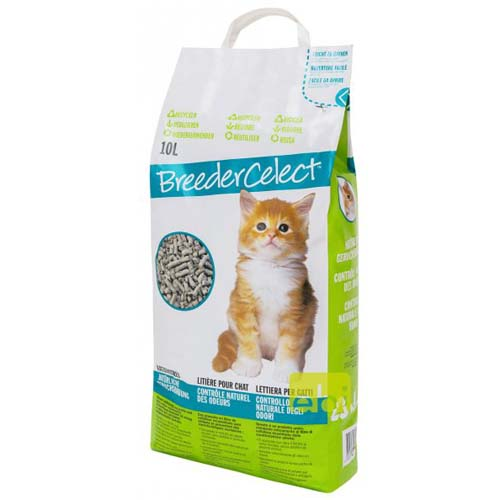 EBI BreederCelect 10l cat litter