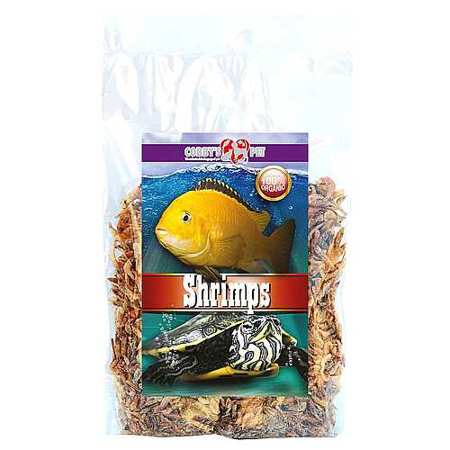 COBBYS PET SHRIMPS 1-2cm 100ml/15g