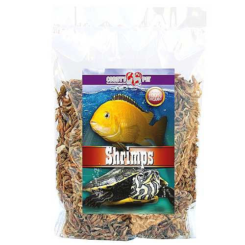 COBBYS PET SHRIMPS 1-2cm 300ml/45g