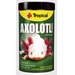 TROPICAL Axolotl Sticks 250ml/135g eledel mexikói Axolotl halaknak