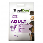 TropiDog Premium Adult Medium & Large 2,5kg pulyka rizzsel