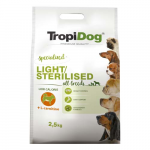 TropiDog Premium Light / Sterilised 2,5kg
