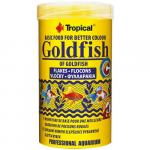 TROPICAL Goldfish Flake 250ml/50g színélénkítő aranyhaltáp