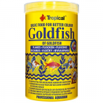 TROPICAL Goldfish Flake 1000ml/200g színélénkítő aranyhaltáp